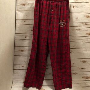 Other - San Francisco 49ers pajama pants